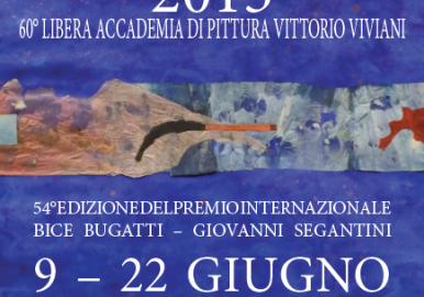 manifesto Premio Bugatti Segantini 2013