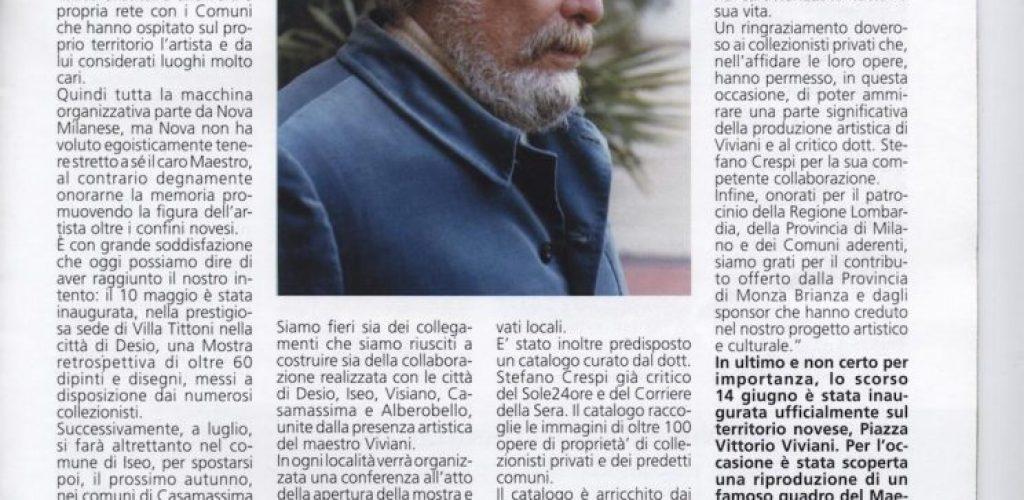 2009 giugno informatore comunale Nova Milanese