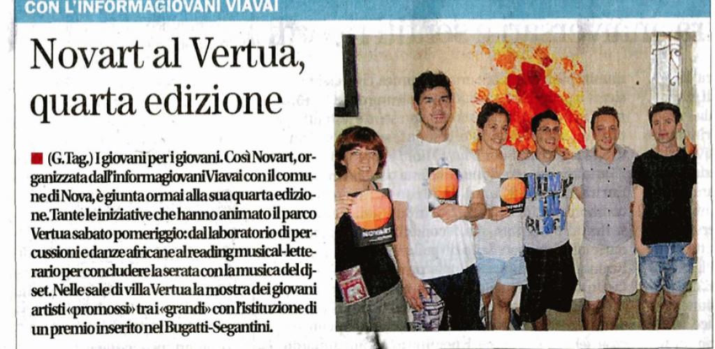 2012 giugno 23 - premio BB GS Novart - il cittadino