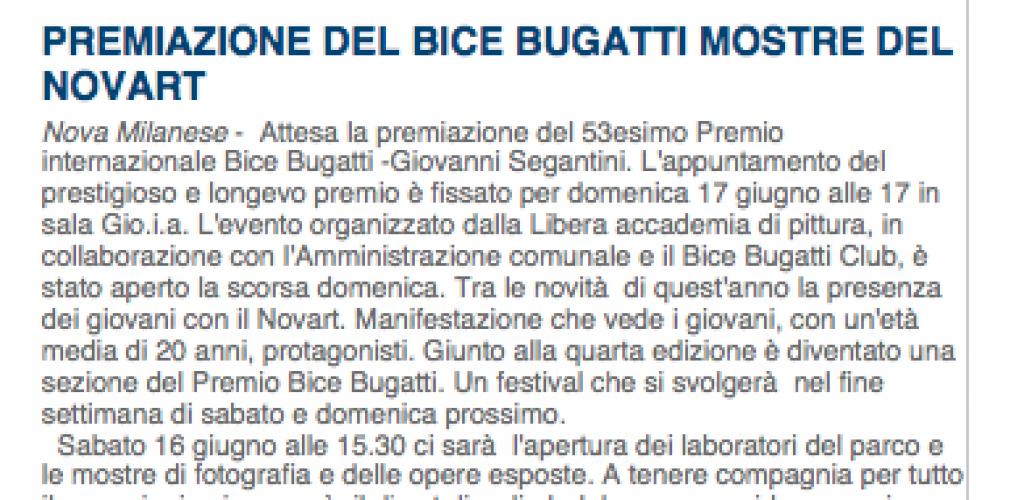 2012 giugno 5 - annuncio premio BB GS - giornale di desio