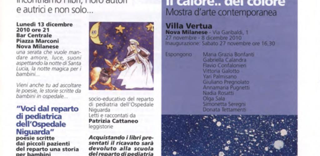 Informatore comunale Nova Milanese 2010 dicembre